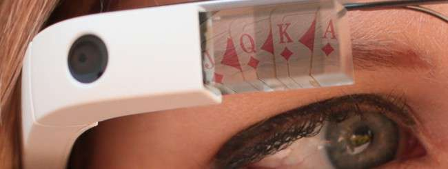 i casinò vietano i google glass