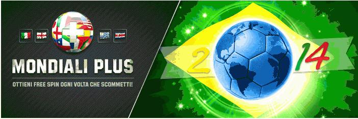 promozione mondiali 2014 brasile