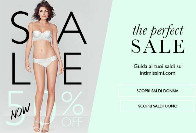 The Perfect Sale Intimissimi