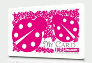 Accumula punti con il programma fidelity My Card
