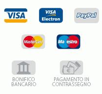 Pagamenti accettati per acquistare online