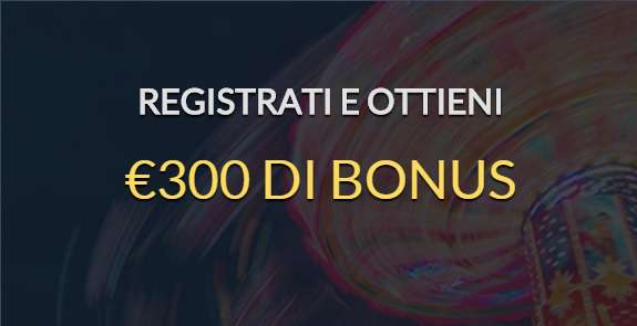 300€ bonus