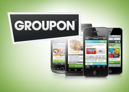mobile app groupon