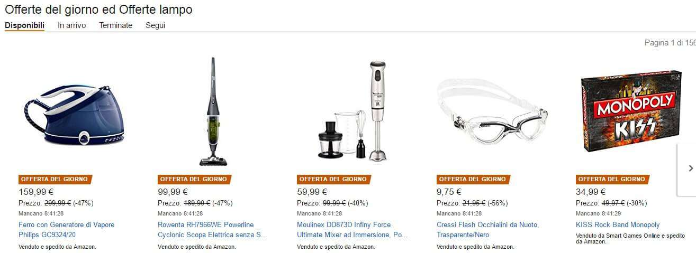 Amazon o ebay qual il miglior sito e commerce for Promozioni amazon