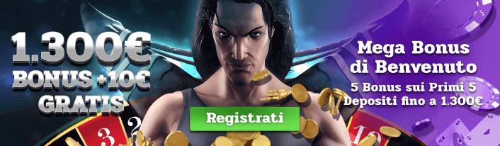 bonus casino betnero